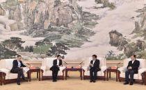 """阿里与河北省签署""""互联网+扶贫""""合作备忘录"""
