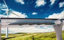 超级高铁Hyperloop有望2020年投入运营