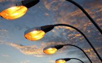 能4G连网的LED智能路灯落户好莱坞