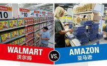 零售巨人之战,看亚马逊如何疯狂逆袭沃尔玛