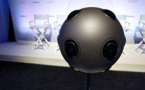 诺基亚VR摄像头Ozo明年初发货
