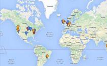 Amazon、微软与谷歌打响云数据中心全球位置战