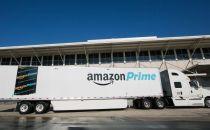 除了无人机 亚马逊还组建卡车车队改善物流