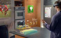 微软教你如何用Hololens 手势成主要操作方式