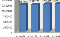 .CN域名总量约1500万:11月净增193万 增速加快
