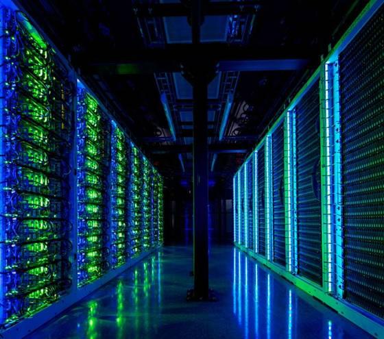 全球十大云计算数据中心园区概览