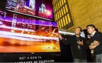 传LG将在CES推77英寸曲屏OLED电视