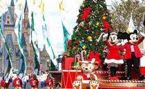 大数据告诉你中国游客圣诞节都打算去哪儿