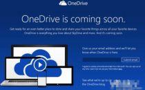 微软云存储服务SkyDrive将更名为OneDrive