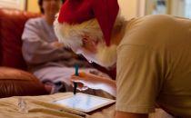 数据分析现在可以知道我们何时打开圣诞礼物