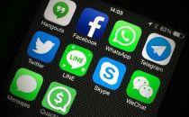 全球聊天应用规模已超社交网络