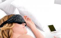 智能眼罩不仅帮助睡眠 还能提供光线治疗