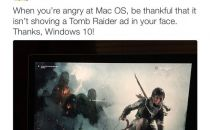 Windows10免费了 微软却用锁屏画面轰炸广告