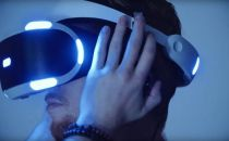 索尼希望用户的双手也能出现在VR屏幕内