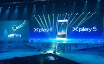 vivo发布旗舰机Xplay5 手机内存升至6GB