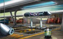 时速700英里的超级高铁年底开放测试