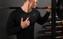 Enflux智能运动服 3D数据统计帮你炼出大胸肌