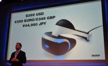 2597元的索尼PS VR也来了 10月份开卖