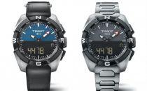 一年续航 天梭推出智能手表Smart Touch