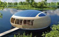 这些前卫又环保的太阳能浮动建筑原来是真的