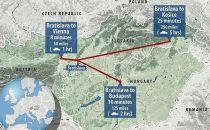 首个超级高铁或将开工:不在加州而在斯洛伐克