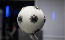专业级相机拍摄360度 诺基亚VR相机OZO图赏