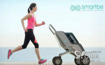 让宝宝也享受高科技 Smartbe智能婴儿车