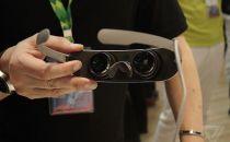 重量轻但漏光 LG 360 VR虚拟现实头盔试玩