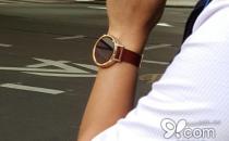真机终于曝光 疑似Moto 360二代智能手表