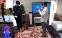 """微软最新视频展示HoloLens传送""""真人"""" 还能缩小回放"""