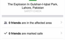 Facebook误触发Safety Check功能:影响数千里之外的用户