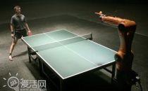 德国推出乒乓球用机器人 实力堪比欧洲顶尖运动员