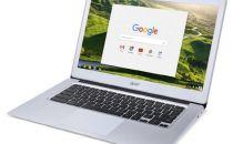 宏碁推新Chromebook14 续航超14小时好赞!