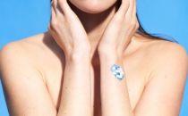 欧莱雅的CES新品:一块智能皮肤贴片