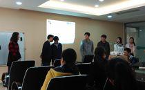 健客网武汉运营中心举办首次新员工培训 团队建设初具规模
