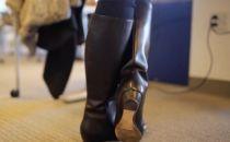 Lundi智能加热皮靴:App调温