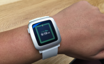 Pebble手表最新更新:健康数据一目了然