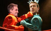 Snapchat正挑战Facebook统治地位 激战短消息