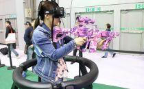 多款国内VR产品亮相香港电子展 对战机超好玩