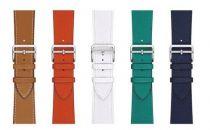 爱马仕设计Apple Watch表带版本发售 价格很吓人