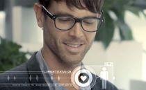 外表看似普通眼镜 却有一颗监测用户健康的智慧之心