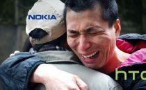 手机圈太难混了 诺基亚和HTC这对难兄难弟都换了方向