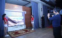 看尚推85寸电视新品U85 售39999元面向高端市场
