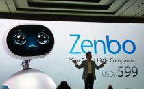 华硕进军智能机器人领域,发布家庭好帮手Zenbo
