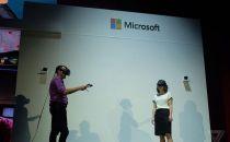 微软展望混合现实 开放系统让VR头盔商都能使用