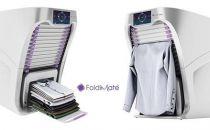 堪称懒癌救星 这机器可以帮你自动叠衣服