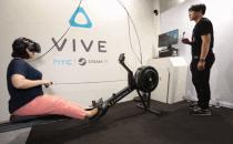当VR遇见健身,你愿意花8W元吗?