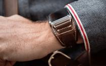 专利文件显示新版苹果手表将植入摄像头