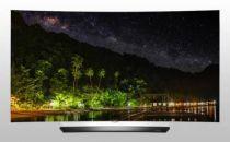 LG 55寸OLED曲面电视新品体验 画质是最大亮点