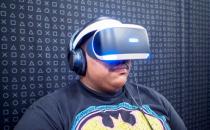 索尼PS VR体验:适合戴眼镜的人使用很难得